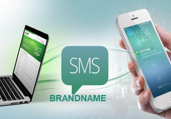 Dịch vụ SMS Brandname