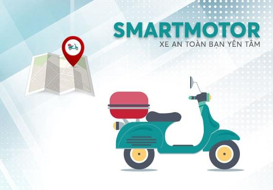 Thiết bị định vị chống trộm xe máy Smartmotor Viettel