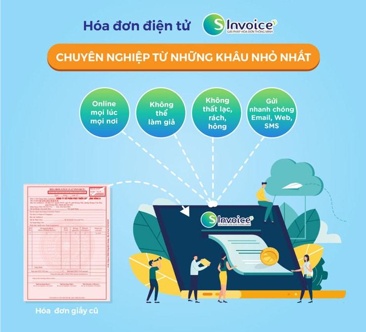 Lý do nên chọn hóa đơn điện tử Viettel
