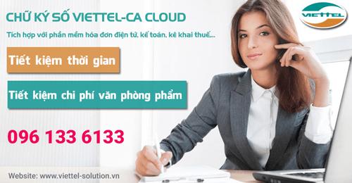 Viettel-CA Cloud tích hợp với nhiều phần mềm như: Hóa đơn điện tử, kế toán, kê khai thuế...